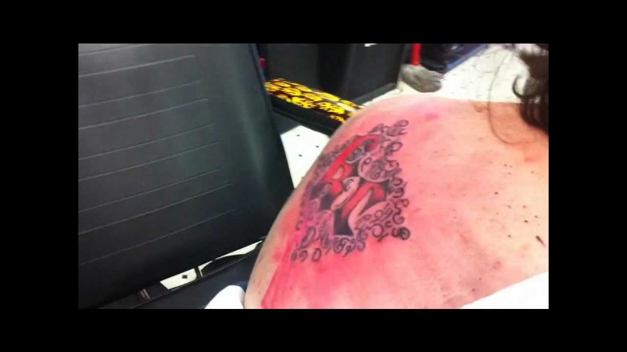 Getting my second kelly clarkson tattoo youtube for Kelly clarkson tattoo