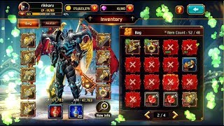 Video HAHA!! SUPPPER RICH!! Kritika The white Knights Android / IOS RPG gameplay Boss Trick download MP3, 3GP, MP4, WEBM, AVI, FLV November 2018