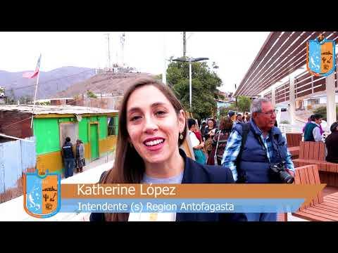 Entrega Acceso Pobl  Gabriela Mistral