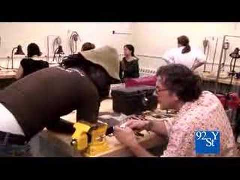 92nd street y jewelry classes youtube
