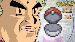 Pokémon Titan Hardlocke Ep.34 - UN INTERCAMBIO TOTALMENTE INESPERADO