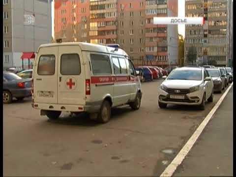 Трагедия в Тракторозаводском районе  Мальчик выпал с пятого этажа