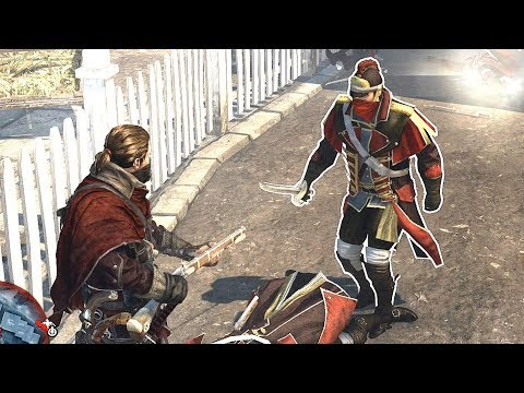 Assassin's Creed Rogue Infinite Ammo Cheat Rampage & Killer Outfit Ultra Settings
