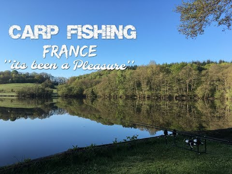 *CARP FISHING* FRANCE TRIP / PLEASURE LAKE