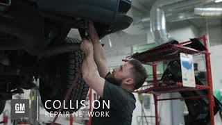 Collision Promotion // Berger Chevy