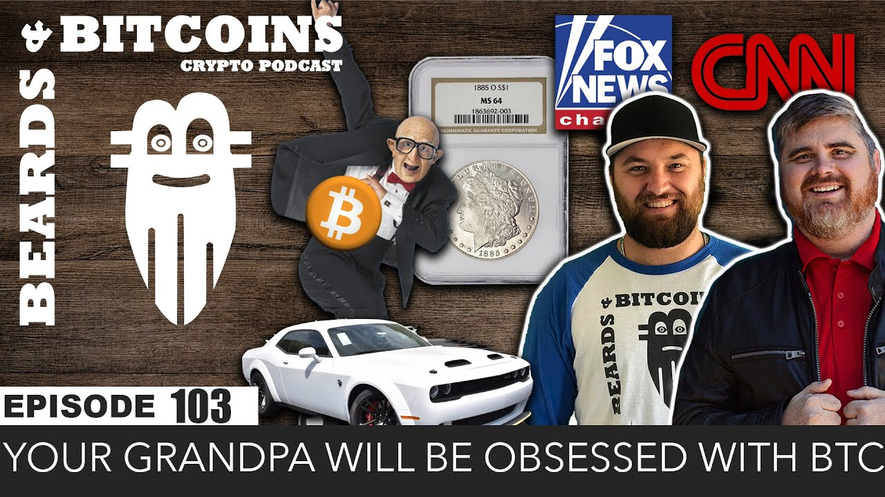 Grayscale Bitcoin Commercial: Your Grandpa Will Be OBSESSED With BTC - YouTube