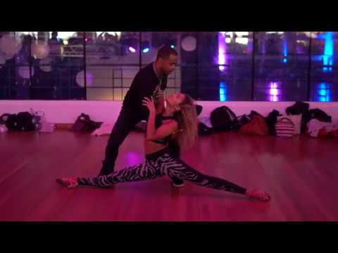 Carlos & Fernanda Brazilian Zouk Demo - Dutch Zouk Congress 2017
