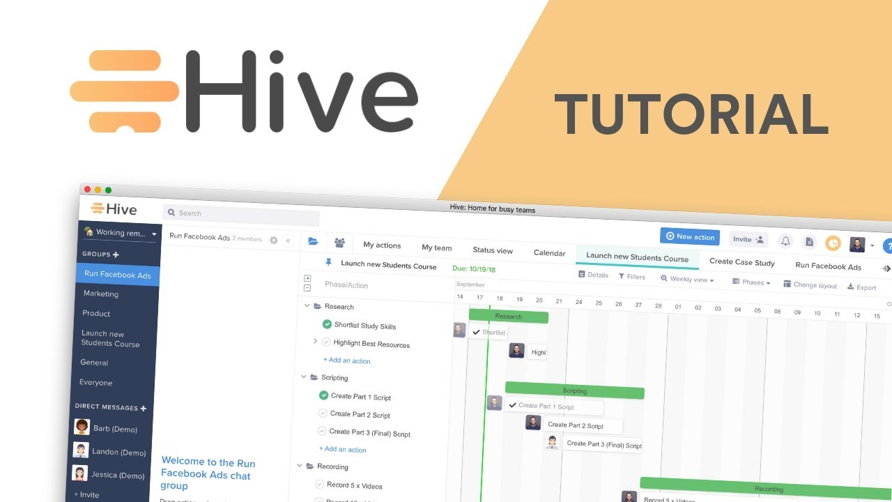 Hive Tutorial: Features, Pricing & Discount