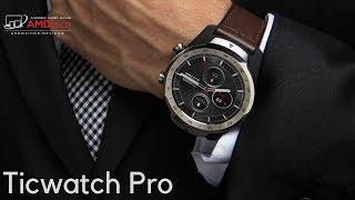 Ticwatch Pro vs. Samsung Galaxy Watch