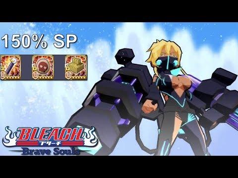 SwimSuit Halibel (150% SP & SAR Build) Showcase! - Bleach Brave Souls