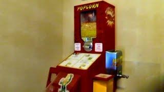 A Popcorn Vending Machine? Freshpop at the Comfort Inn Denver, Colorado