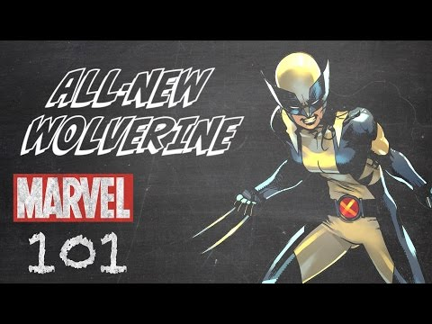 Thumbnail: All-New Wolverine – Marvel 101