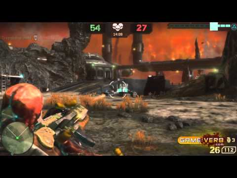 Starhawk Gameplay Multiplayer Walkthrough Tips and Tricks Guide 15 min | Building Hawks | PS3 HD