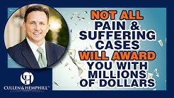 Millions For Pain And Suffering Damages?