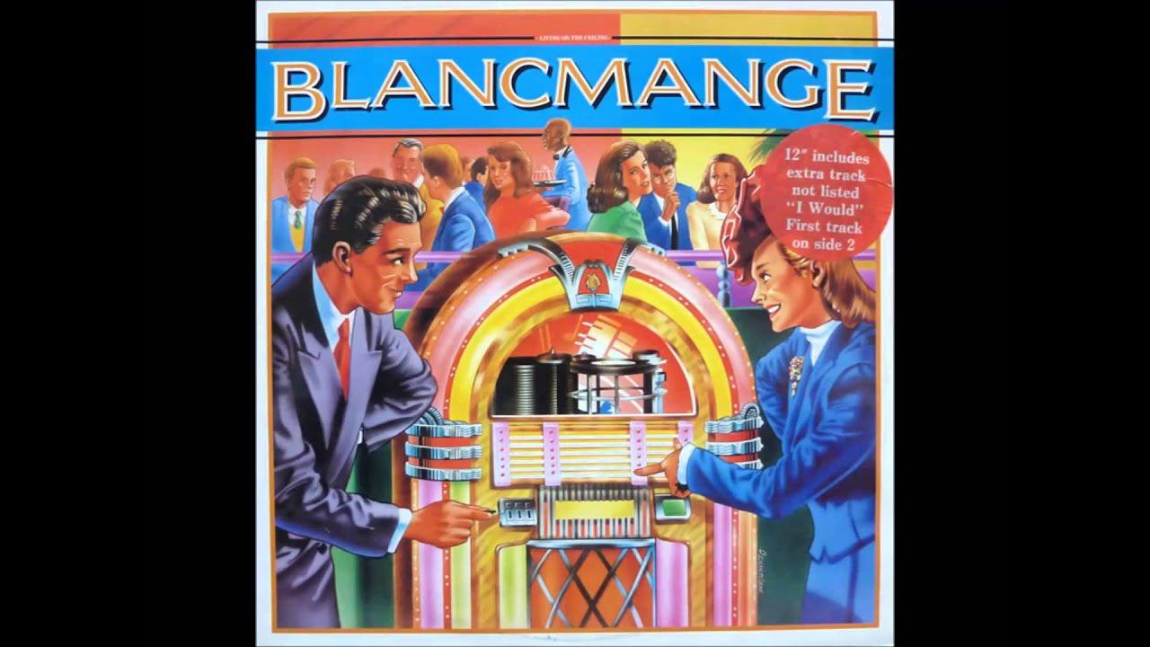 BLANCMANGE - Living On The Ceiling - YouTube