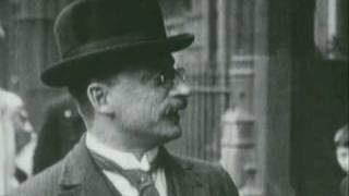 Anglo-Irish Peace Treaty, 1921 (Really Good Footage)