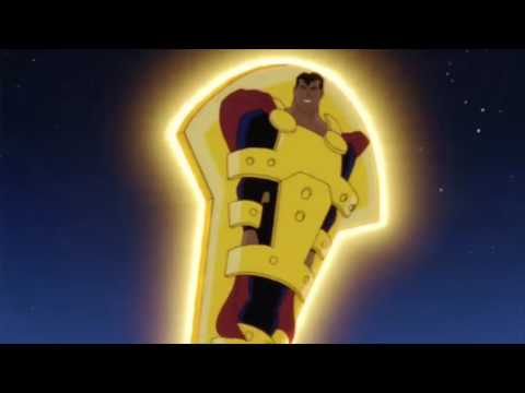 Superman & Green Lantern Vs Sinestro