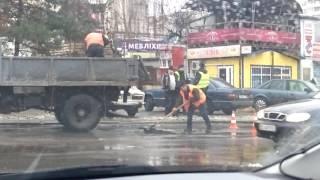 Ремонт болотом. Кільце В.Великого - Кн.Ольги. 10/11/2016