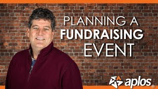 Planning a Fundraising Event