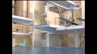В Пензе завершились соревнования по прыжкам в воду на спартакиаде учащихся России