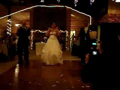 Napoleon Dynamite Funny Wedding Dance