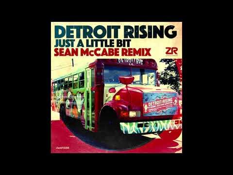 Detroit Rising - Little Bit (Sean McCabe Moody Remix)