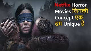 Top 10 Best Horror Movies On Netflix | With Unique Concept Hindi & Eng