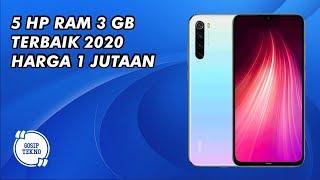 7 HP RAM 3GB 1 Jutaan Terbaik 2020, XIAOMI dan REALME AHLINYA!.