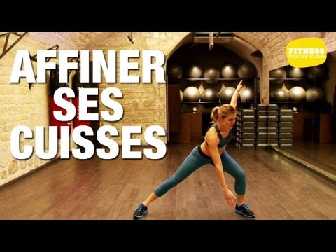 fitness master class fitness pour affiner ses cuisses youtube. Black Bedroom Furniture Sets. Home Design Ideas