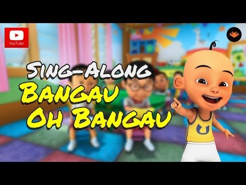 Upin & Ipin - Bangau Oh Bangau [Sing-Along]