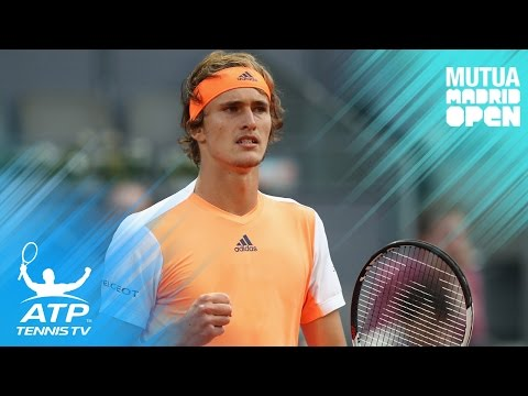 Funniest Moments: The Mutua Madrid Open's biggest hits... | Madrid 2017