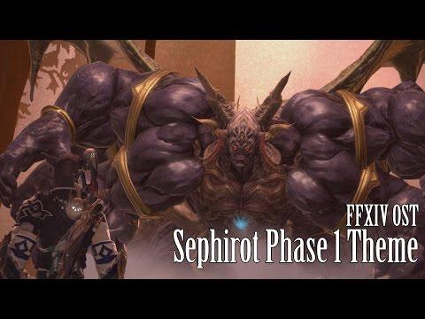 FFXIV OST Warring Triad Phase 1 Theme