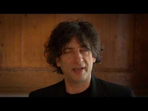 Neil Gaiman - 3 books that have changed my life