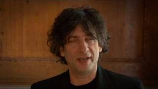 Repeat youtube video Neil Gaiman - 3 books that have changed my life