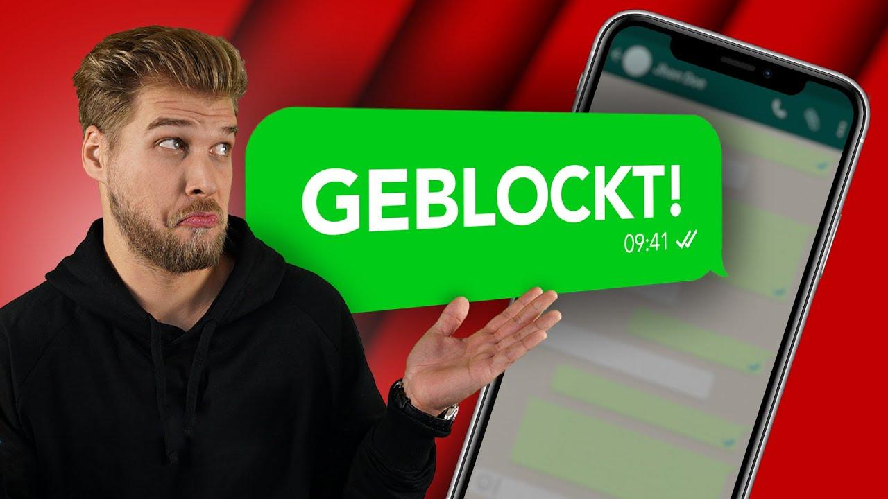 Wurdest Du bei WhatsApp GEBLOCKT? Finde es heraus! - YouTube