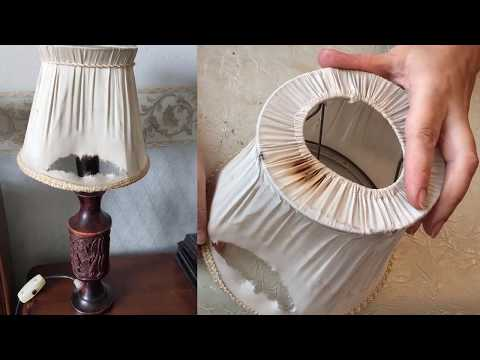 Уникальное творение для интерьера: почему бы не сделать абажур из подручных средств?