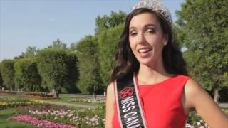 CANADA, Annora Bourgeault - Contestant Introduction: Miss World 2014