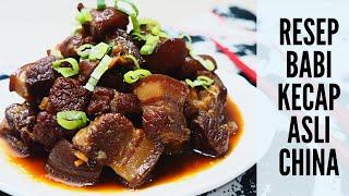 Cara Memasak Babi kecap ala restoran | Resep Daging Babi Kecap