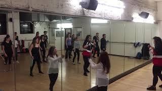DECLINE - RAYE Choreography By Lil-J Pineapple Dance Studios