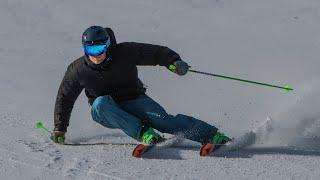 TOP 3 Übungen: Sportlicher Aufkanten beim Carving lernen | Skifahren lernen