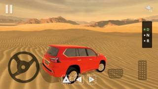 Offroad Car LX - Android Gameplay HD