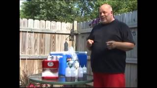 Adult / Alcohol-based Snow Cones