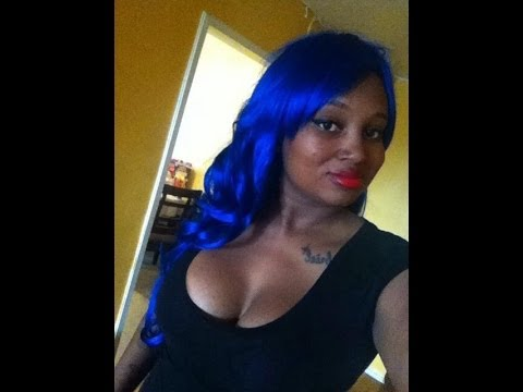 my 3 favorite blue hair dyes youtube