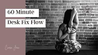 60 minute Desk Fix Flow