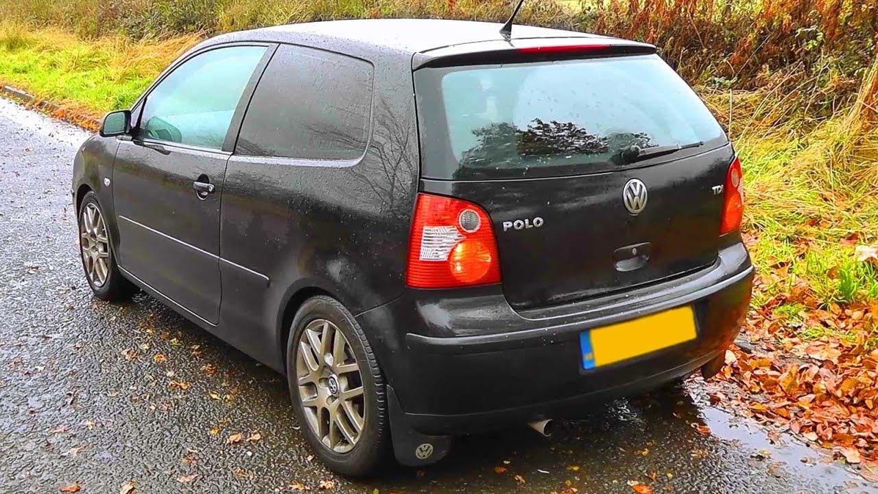 Volkswagen TDI straight pipe exhaust - YouTube