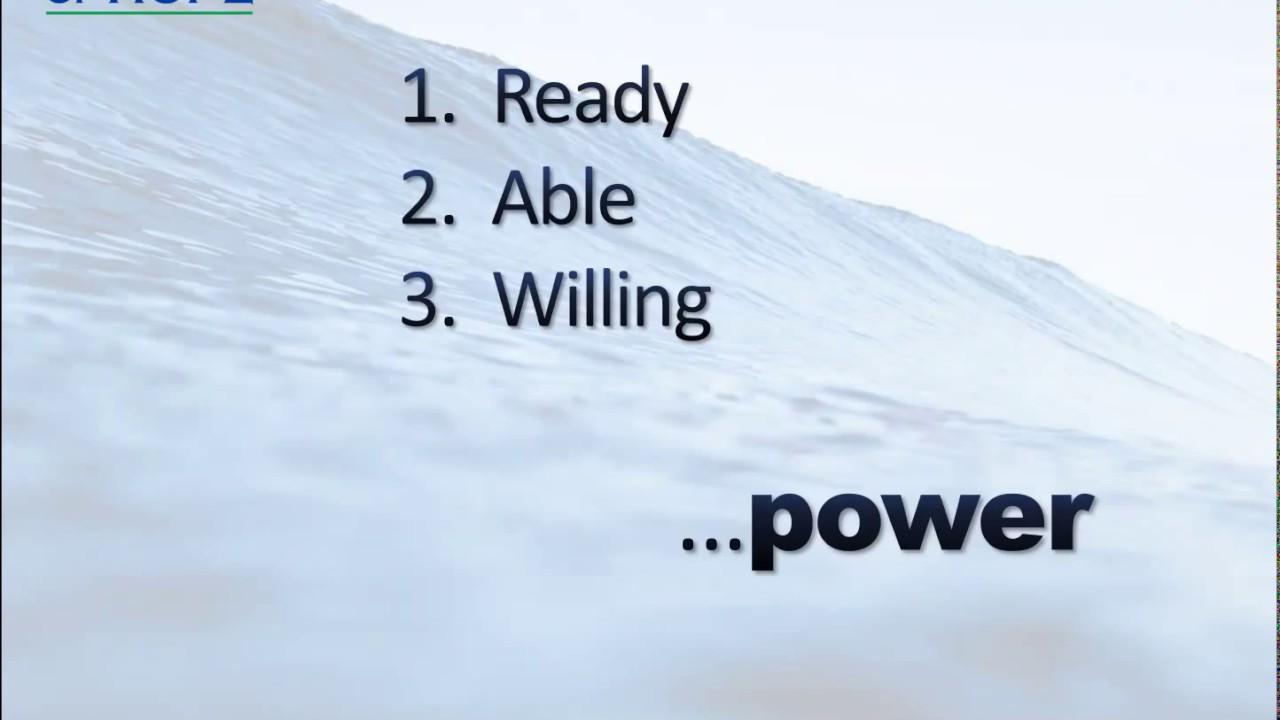 Claim your RAW power