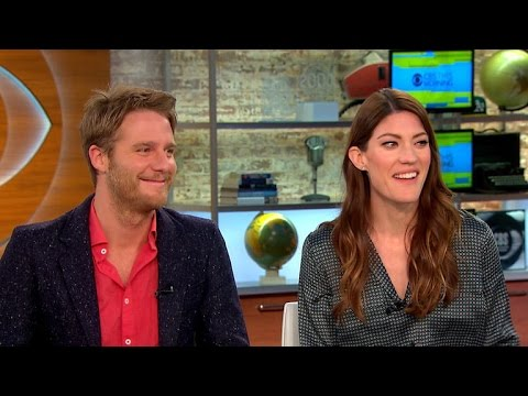 Jake McDorman and Jennifer Carpenter talk new CBS drama