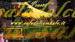 Johann Sebastian Bach Concerto Italiano BWV 971.wmv