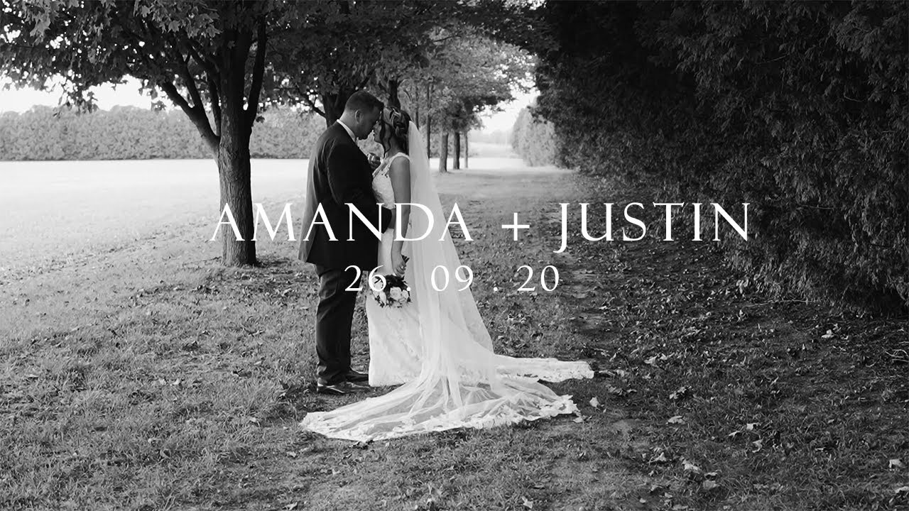 Amanda & Justin - Cranberry Creek Gardens Wedding Video