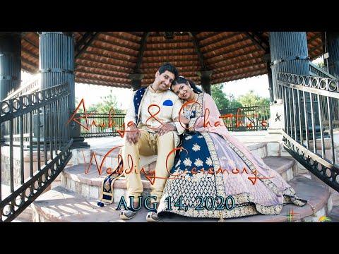 Anuhya & Chaitanya's Wedding Ceremony - Live